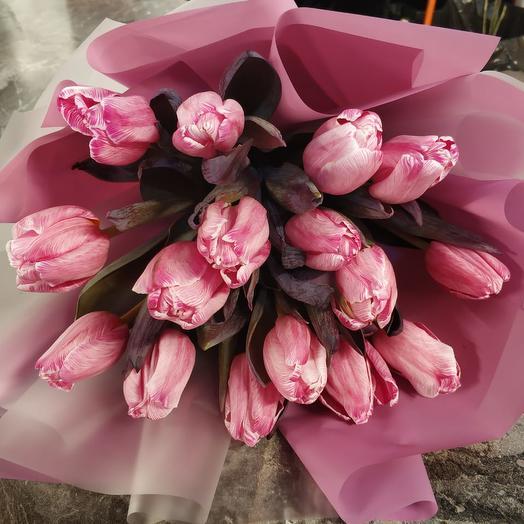 Авторский букет «Калипсо»: букеты цветов на заказ Flowwow