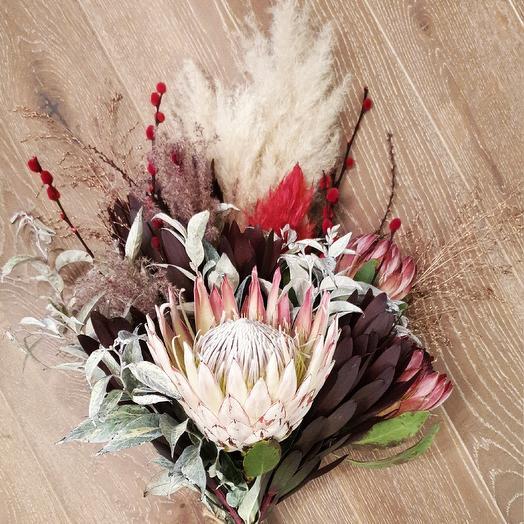 Стихия: букеты цветов на заказ Flowwow