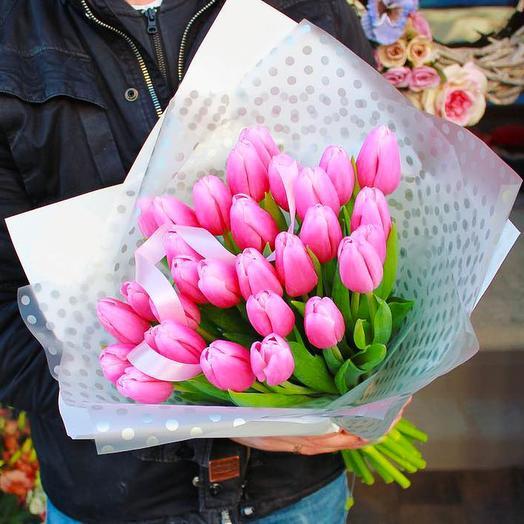 31 моно-тюльпан