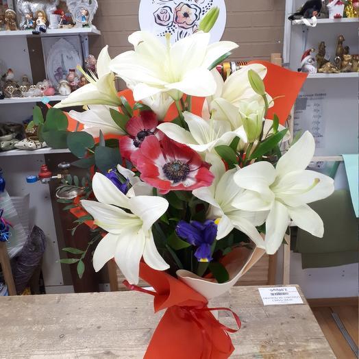 Восторг🌸: букеты цветов на заказ Flowwow