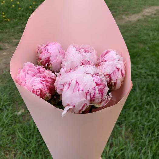 Peonies: flowers to order Flowwow