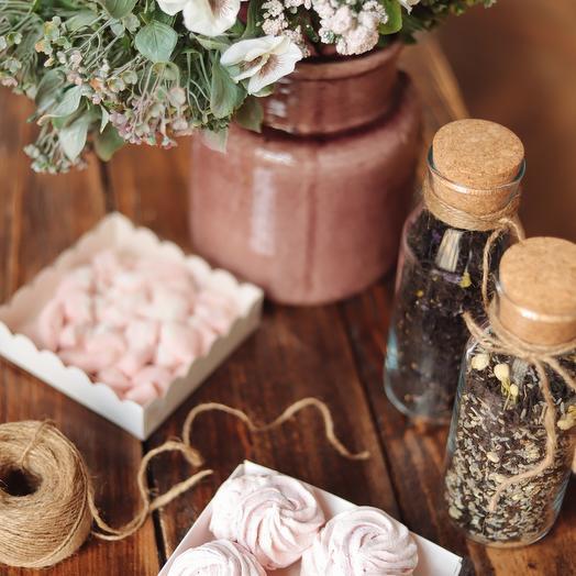 Чай Дворянское Гнездо: букеты цветов на заказ Flowwow