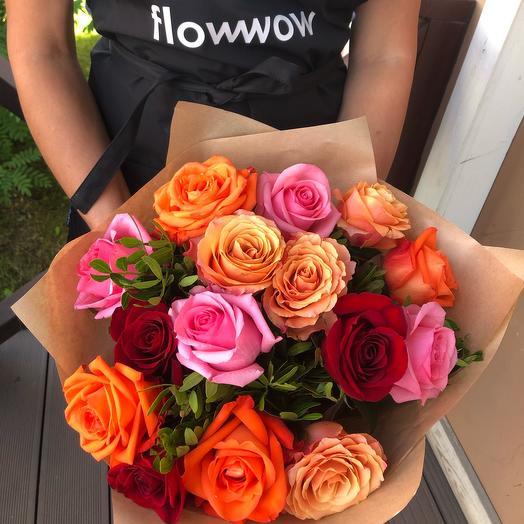 Розы Ассорти