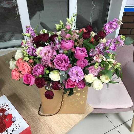 Огородная коробка любви