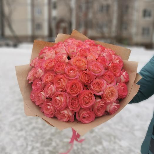 51 роза Джумелия