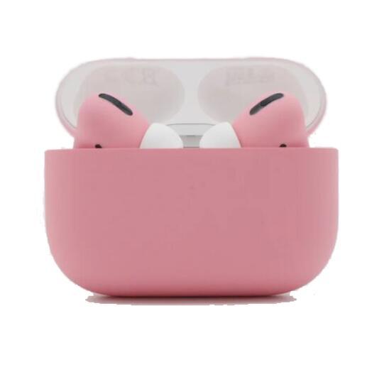 Беспроводные наушники Apple AirPods Pro Light Pink Matte Розовые Матовые