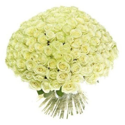 101 Wait Naomi высотой 70см: букеты цветов на заказ Flowwow