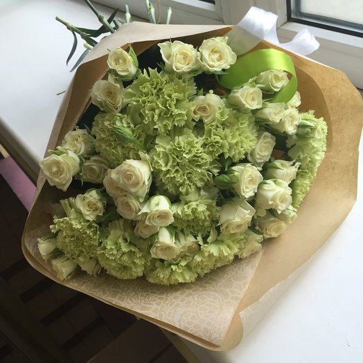 Букет 87: букеты цветов на заказ Flowwow