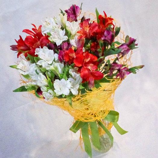 БЦ-160167 Летний каприз: букеты цветов на заказ Flowwow