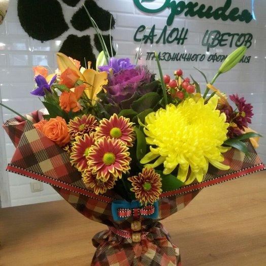 Игривое настроение: букеты цветов на заказ Flowwow