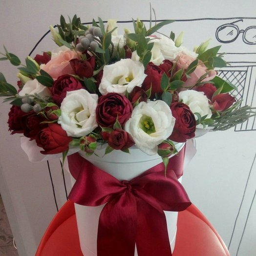 Марсала: букеты цветов на заказ Flowwow