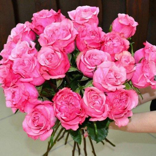 Букет из 25 роз: букеты цветов на заказ Flowwow