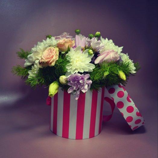 Зимняя соната: букеты цветов на заказ Flowwow