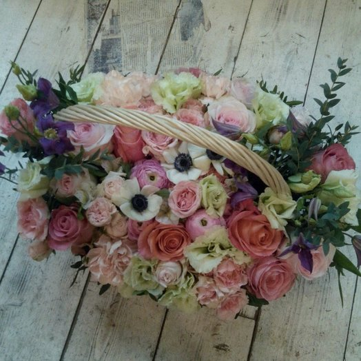 Цветочный вальс: букеты цветов на заказ Flowwow