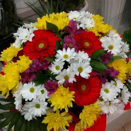 Миг: букеты цветов на заказ Flowwow