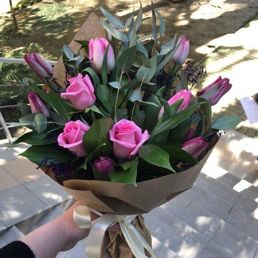 Сон принцессы: букеты цветов на заказ Flowwow