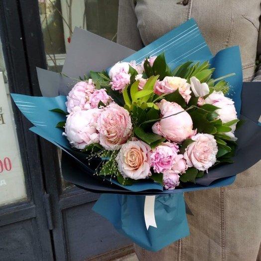 Букет Романтичная особа: букеты цветов на заказ Flowwow