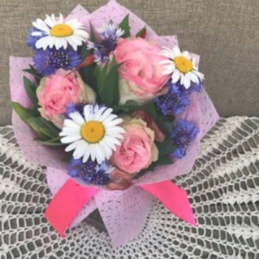 Летняя волна: букеты цветов на заказ Flowwow