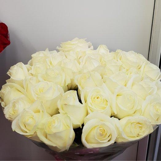 Белоснежное счастье : букеты цветов на заказ Flowwow