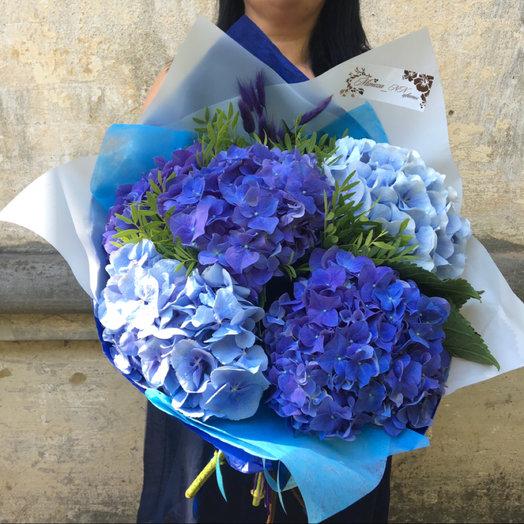 Синее небо: букеты цветов на заказ Flowwow