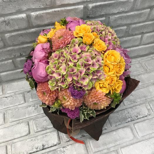 Букет Шоколад: букеты цветов на заказ Flowwow