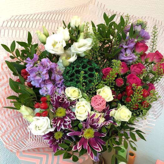 «Lotos»: букеты цветов на заказ Flowwow