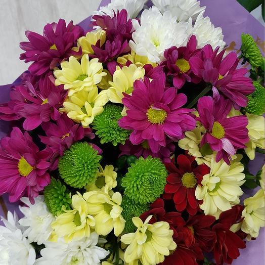 Радуга цветов: букеты цветов на заказ Flowwow