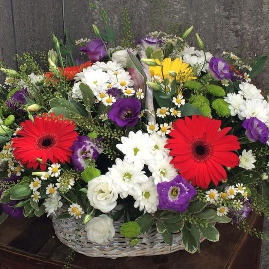 Ромашковое лето: букеты цветов на заказ Flowwow
