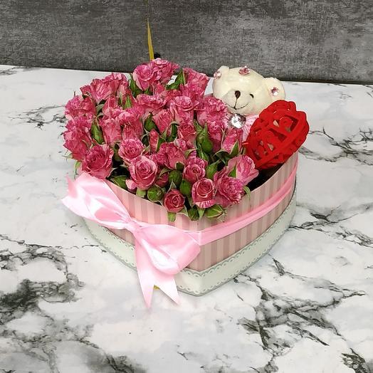 """Букет """"Джанна"""": букеты цветов на заказ Flowwow"""