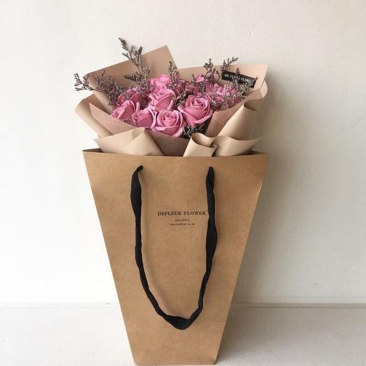 Хевен: букеты цветов на заказ Flowwow