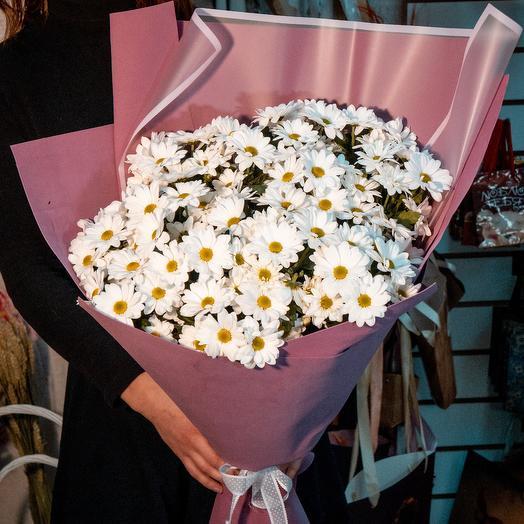 Белоснежная радость: букеты цветов на заказ Flowwow