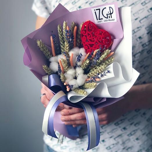 Cotton 9: букеты цветов на заказ Flowwow