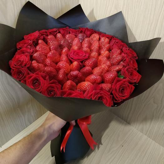 Мадмуазель 2: букеты цветов на заказ Flowwow