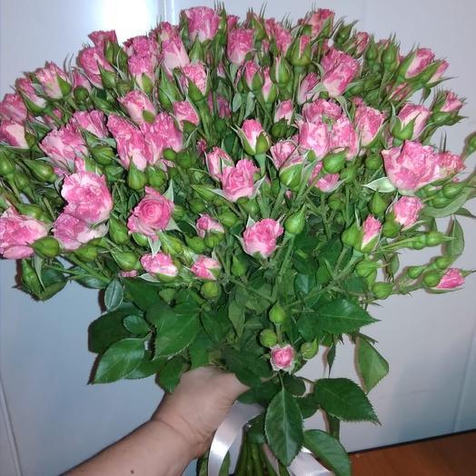 N 55: букеты цветов на заказ Flowwow