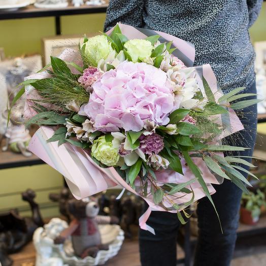 "Букет цветов ""И снова лето..."": букеты цветов на заказ Flowwow"