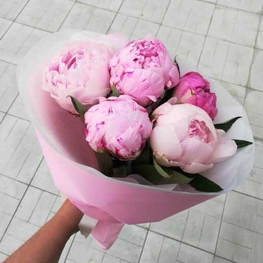 Пломбирный стаканчик: букеты цветов на заказ Flowwow