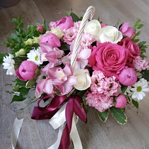 Очей очарование: букеты цветов на заказ Flowwow