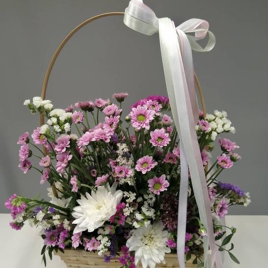 Прогулка: букеты цветов на заказ Flowwow