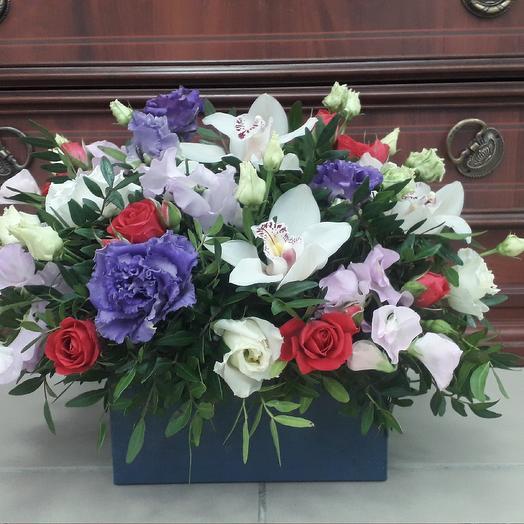 Композиция/1: букеты цветов на заказ Flowwow