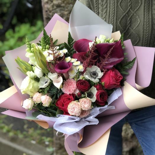 Пиано: букеты цветов на заказ Flowwow
