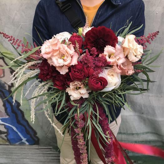 """Букет невесты """"Ассоль"""": букеты цветов на заказ Flowwow"""