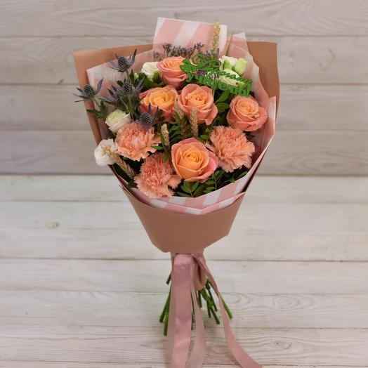 Букет Поэзия: букеты цветов на заказ Flowwow