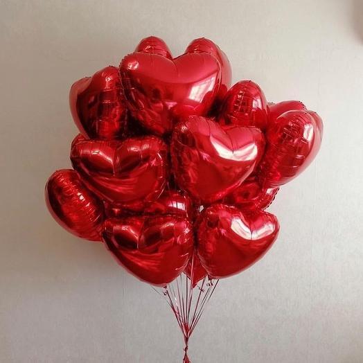 Фонтан «сердца»: букеты цветов на заказ Flowwow