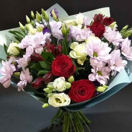 Парадокс: букеты цветов на заказ Flowwow