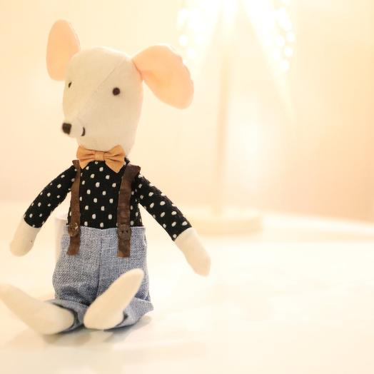 Мышь мальчик: букеты цветов на заказ Flowwow