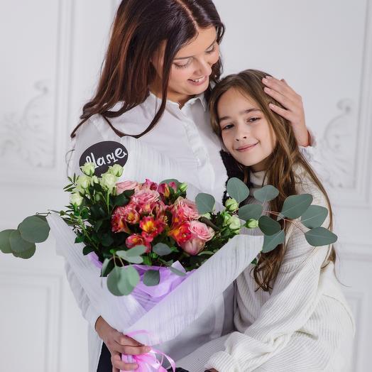 Нежный бум: букеты цветов на заказ Flowwow