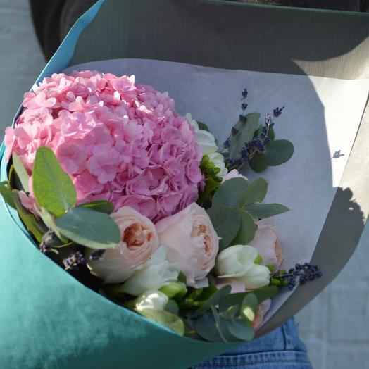 "Букет цветов ""Нимфа"": букеты цветов на заказ Flowwow"