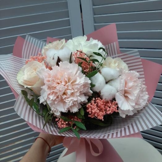 Полёт души: букеты цветов на заказ Flowwow