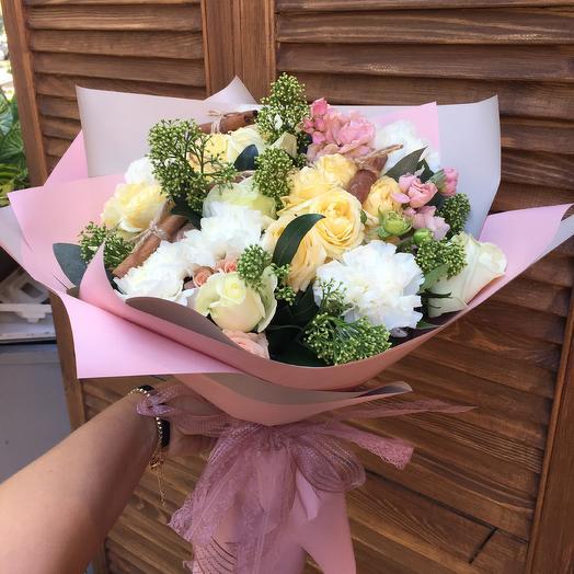 Ароматная корица: букеты цветов на заказ Flowwow