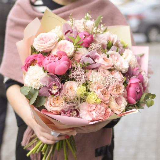 Цветочный парад: букеты цветов на заказ Flowwow